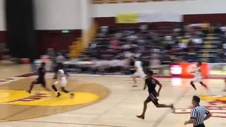 Tyjae Medley Dunk highlights (Westchester vs Birmingham)