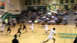 Fairfax picks up the 54-49 win against LB Poly