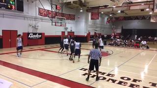 Dylan Vieyra highlights, Arizona vs. UCLA