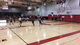Desean Allen-Aikins Dunk highlights, Arizona vs. UCLA