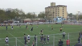 Metro VA HS gets a goose egg from NYC Hustle HS in 28-0 shutout win