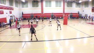 Club V South 15 Katie (IM) defeats Club Canyon 15 White (IM), 2-0