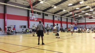Team 6 getting it done in win over Team 9, 54-39