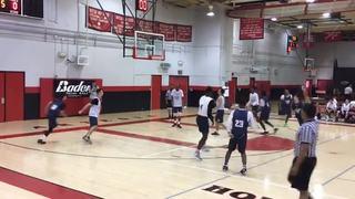 Bryce Goodwin highlights, Cal vs. Oregon