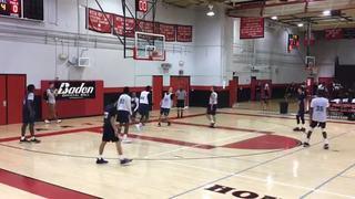 Bryce Goodwin 2PM highlights, Cal vs. Oregon