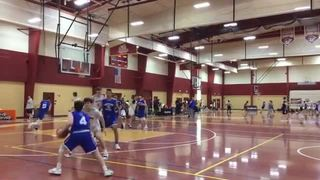 NE Blue Chips wins 71-60 over Rhode Island Magic - Tedeschi