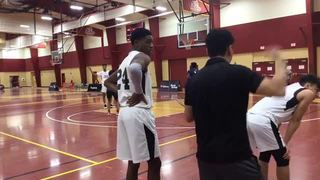 Philly Supreme wins 55-50 over Castle Athletics