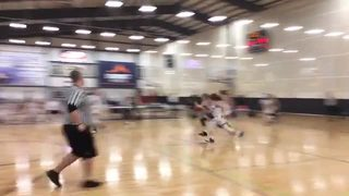 WV THUNDER 2024 - MALLORY puts down SKY DIGG ELITE 2024 with the 62-52 victory