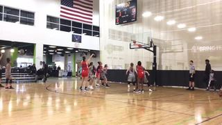 1 NATION with a win over NIKE LADY GYM RATS - MAROON, 56-42