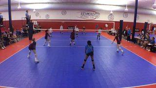 RVC 13 Zonal (OD) wins 2-0 over Coastal 12 Megan (OD)
