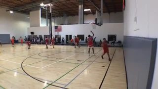 Team Eleate 13U wins 47-31 over More Than Basketball