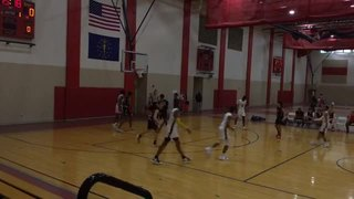 BOUNCE BASKETBALL steps up for 75-72 win over INDY HEAT 2020 - RED