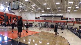 Grassroots Sizzle - Weston emerges victorious in matchup against ND Attack Blue, 67-54