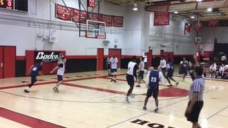 Bryce Goodwin 3PM highlights, Cal vs. Oregon