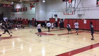 Bryce Goodwin Assist highlights, Cal vs. Oregon