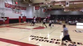 Michael Ruiz highlights, UCLA vs. Earl Watson Elite
