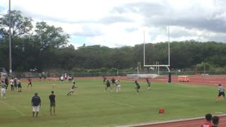 808 Breeze victorious over Oahu Football, 34-14
