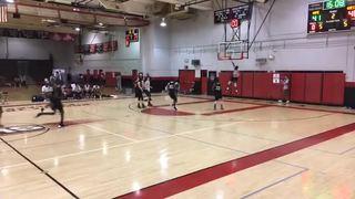DeSean Allen-Aikens Assist highlights, UCLA vs. Earl Watson Elite