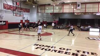 Tony Goodwin highlights, Belmont Shore vs. Earl Watson Elite