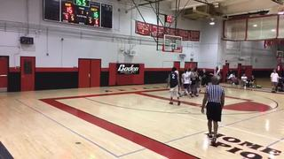 Walter Talley 2PM highlights, Belmont Shore vs. Earl Watson Elite