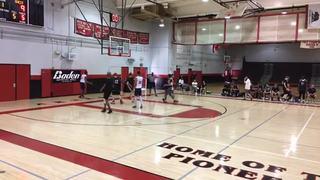 Ryan Terrell Block highlights, Belmont Shore vs. Earl Watson Elite