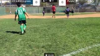 R C. streaming Soccer at La Canada Flintridge, CA