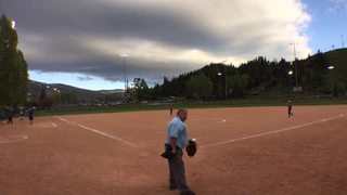 Bullets 12U - Baca with a win over MT Xtreme, 8-3