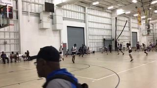 CBSA - Harriday wins 29-25 over Maryland Tigers 2022