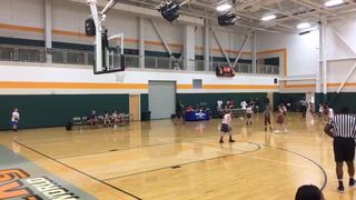 Tennessee Travelers triumphant over TN Impact, 40-30