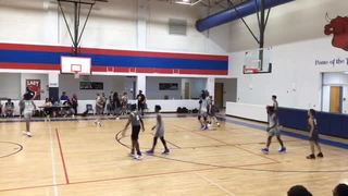 Beaumont Thunder with a win over Triumph 7th, 57-45