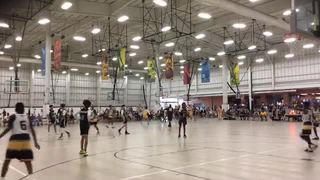 LR Ballers wins 48-22 over Columbia Ravens