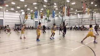 Laurel Lakers - Gray 50 Nova Cavs Sullender 34