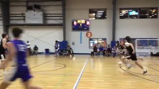 Team Spartans-Chatman (MA) victorious over Middlesex Magic - Van Rossum (MA), 61-56