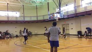 Team 9 defeats Team 5, 24-22