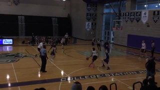 AMC Tigers White emerges victorious in matchup against Chosen Few Purple, 62-44