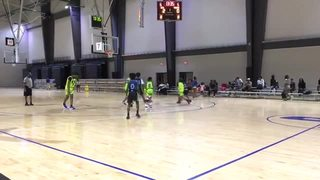 Team United Thunderstruck Toronto NuStep Ballers victorious over Atlanta Nets DCA E1t1, 63-38