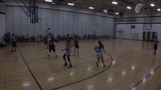 Team Wisconsin Select 2022 Langrehr steps up for 36-31 win over Playmakers - Wall