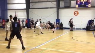 BABC (MA) with a win over Middlesex Magic - Crotty (MA), 61-41