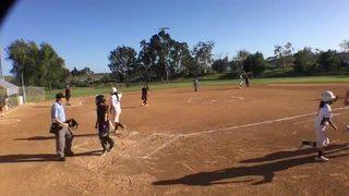 I-5 Softball 12u North defeats California Grapettes 06, 10-2