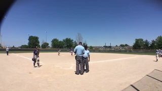 Lemont Rockers AA with a win over Minnesota A's Gold, 5-1
