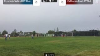 Mitch S. streaming Soccer at