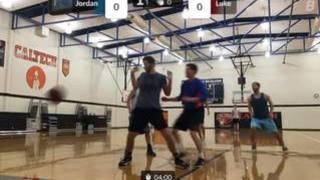 Jordan getting it done in win over Luke