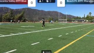 Crescenta Valley B99 Blue bumped off in loss, 2-1