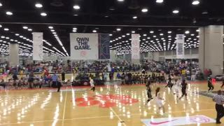 Cal Storm getting it done in win over Tennessee Flight, 53-48