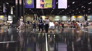 Colorado Premier with a win over Tennessee Flight, 49-39