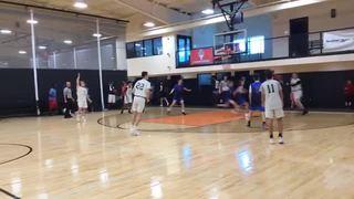 Hamden Hall Basketball Club puts down Blueprint Basketball II with the 59-56 victory
