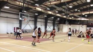 CT Hoopers emerges victorious in matchup against CT Heat - Holmes, 41-33