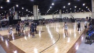 Mystics (DreamTeam BSTTL) puts down Carolina Waves (BSTT) with the 90-46 victory