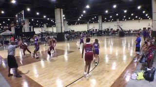Philadelphia Belles (Breanna Stewart) defeats Purple Aces (C.Barkley BSTTL 2020), 49-45