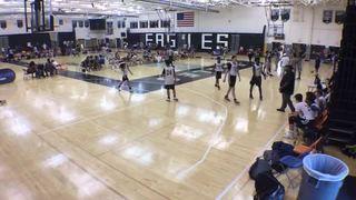 EBA Hoops (NY) defeats Sharon Knights - Fisher (PA), 43-33